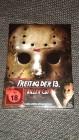 Freitag der 13. Killer Cut Mediabook wattiert Blu-ray 84 OVP