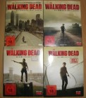 The Walking Dead - Staffel 1 bis 4