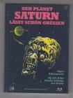 Der Planet Saturn lässt schön grüssen - '84 Mediabook B