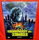 Grossangriff der Zombies - Uncut Mediabook Cover C NEU OVP