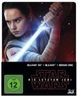 Star Wars - Die letzten Jedi ( Steelbook ) ( OVP )