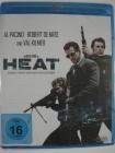 Heat - Cop + Gangster - Al Pacino, Robert de Niro, Sizemore