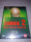 Zombie 2 Day of the Dead HD-Kultbox Blu-ray Hartbox NEU OVP