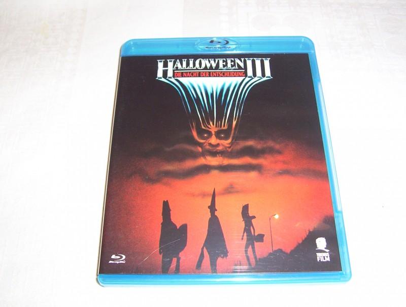 Halloween III  -Bluray- Wendecover