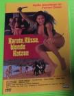 DVD Karate, Küsse, blonde Katzen - kl. Buchbox 206/222