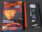 Freddys Nightmares  / Virgin Video /  VHS