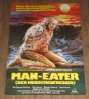 Man Eater - Der Menschenfresser / Kinoplakat