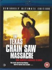 The Texas Chainsaw Massacre Blu Ray Ultimate Edition OF