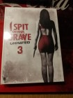 I spit on your grave 3 Mediabook UNRATED NEU UND OVP