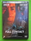 DVD Full Contact - Cover Hard