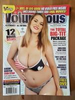Voluptuous VMag Score July Juli 2018 + DVD