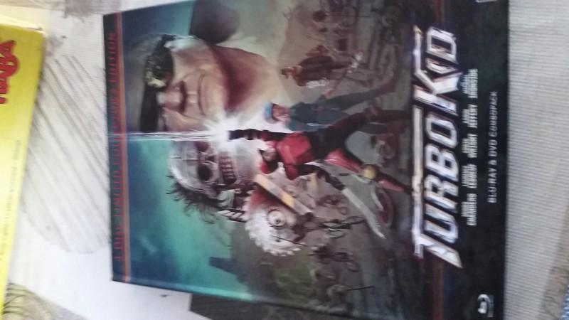 Turbo Kid                          Mediabook