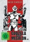 3x Kaiju Classics-Godzilla gegen Megalon- DVD