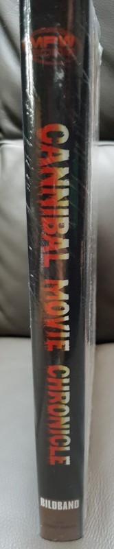 Cannibal Movie Chronicle  Limitierte Edition OVP
