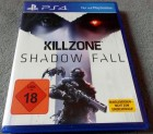 Killzone Shadow Fall PS4 UNCUT Playstation 4 Neuwertig
