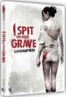 I SPIT ON YOUR GRAVE - MEDIABOOK Cover A NEU/OVP #420/500