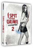I SPIT ON YOUR GRAVE 2 - MEDIABOOK Cover A NEU/OVP #284/500
