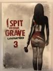I SPIT ON YOUR GRAVE 3 - MEDIABOOK Cover B NEU/OVP #008/500