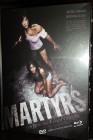 Martyrs (2008) Mediabook Blu-Ray+DVD Cover D uncut OVP