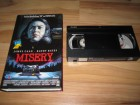 Misery  NEW VISION   VHS  TOP & RAR !