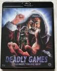 Deadly Games - uncut Bluray - Horror Kult