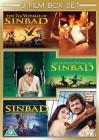 3-DVD UK-Import SINDBAD Trilogie HARRYHAUSEN Deutsch RARITÄT