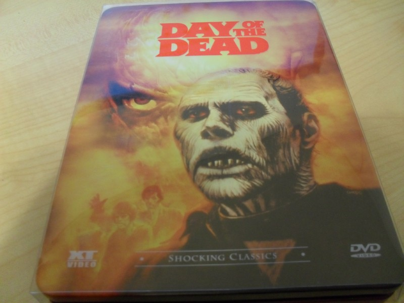 Day of the dead / XT Tin Box Shocking Classics 02 / 2-Disc