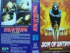 Son of Satan ... Christopher Flint  ... VHS
