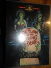The Return of the living Dead , uncut, deutsch, DVD
