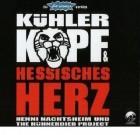 4 X Kühler Kopf und Hessisches Herz (Single-CD) OVP