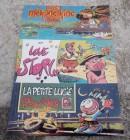 Joan - La petite Lucie mit Originalzeichnung