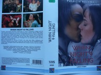 When Night Is Falling ... Pascale Bussièrre  ... VHS