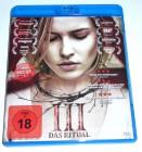 III - Das Ritual # FSK18 # BluRay # Drama Horror