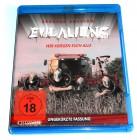 Evil Aliens # BluRay + DVD # FSK18 # Horror # Splatter