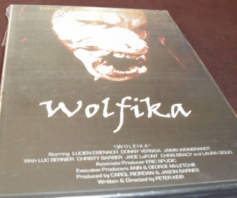 Wolfika - Independent Werwolf Hammer - ULTRARARe DVD