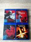 Das Omen 1,2,3(ORIGINAL + REMAKE)BLURAY  UNCUT