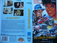 Die Crash Company ... Joan Collins  ...  VHS