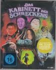 Das Kabinett des Schreckens - 3 Disc Mediabook