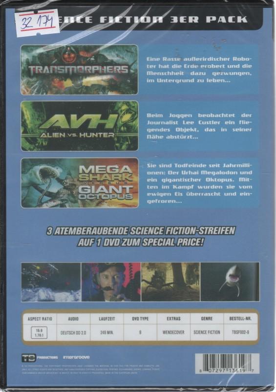 Science Fiction 3 er Pack (32171)