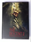 Blu-ray Mediabook The Descent 2 Cover B