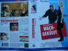 Wach - Geküsst ... Danny DeVito, Holly Hunter ... VHS