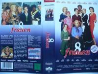 8 Frauen ... Catherine Deneuve, Isabelle Huppert ... VHS
