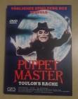 Puppet Master 3 Rache DigiPac UNCUT Horror DVD