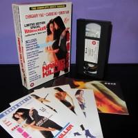 Naked Killer * VHS * UK-TAPE Limited Special Edition