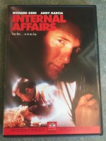 DVD INTERNAL AFFAIRS Richard Gere - Andy Garcia