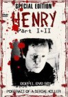 Henry Part I+II  - DVD (X)