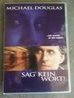 DVD SAG' KEIN WORT Michael Douglas - Sean Bean