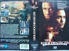 Der Knochenjäger ... Denzel Washington, Angelina Jolie   VHS
