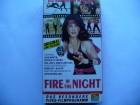 Fire in the Night ... John Martin, Grace Castillas ...  VHS