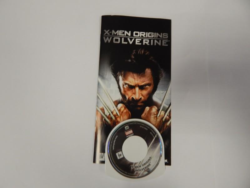 X-Men Origins Wolverine PSP Activision komplett OVP